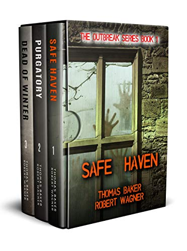 The Outbreak Series Boxed Set - Books 1-3: Zombie Post-Apocalyptic Survival