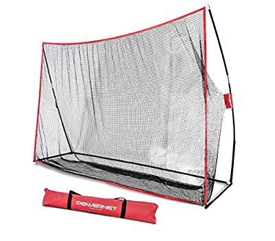 PowerNet Golf Practice Net 10ft x 7ft