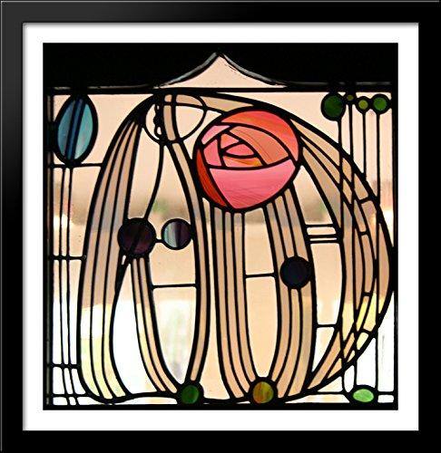 Rennie Mackintosh Window - 2