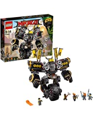 日亚:LEGO 乐高 Ninjago 幻影忍者系列 70632 阿刚的地震机甲 8619日元(约¥630) 忍者电影主题,现货好价。