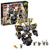 LEGO UK 70632 Ninjago Quake Mech Set