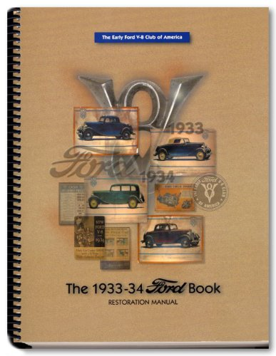 Download The 1933-34 Ford Book: Restoration Manual PDF