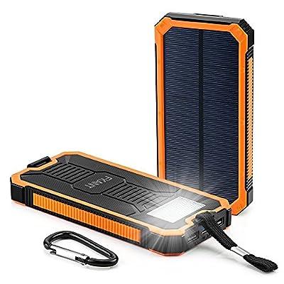 FKANT 15000mAh Solar Chargers