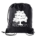 Cheap Mato & Hash Family Reunion Gift Bags for Family Reunion Favors | Drawstring Bags
