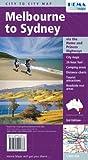 Melbourne to Sydney (Regional Maps)