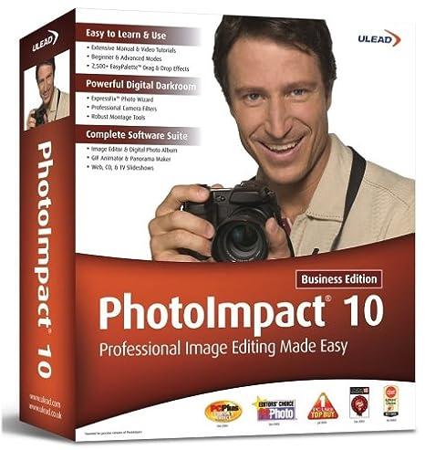 ulead photoimpact 10 gratuit
