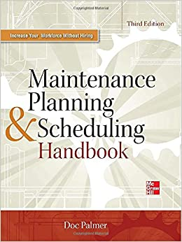 maintenance planning and scheduling handbook doc palmer pdf