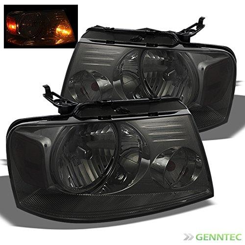 07 f150 smoked headlights - 3
