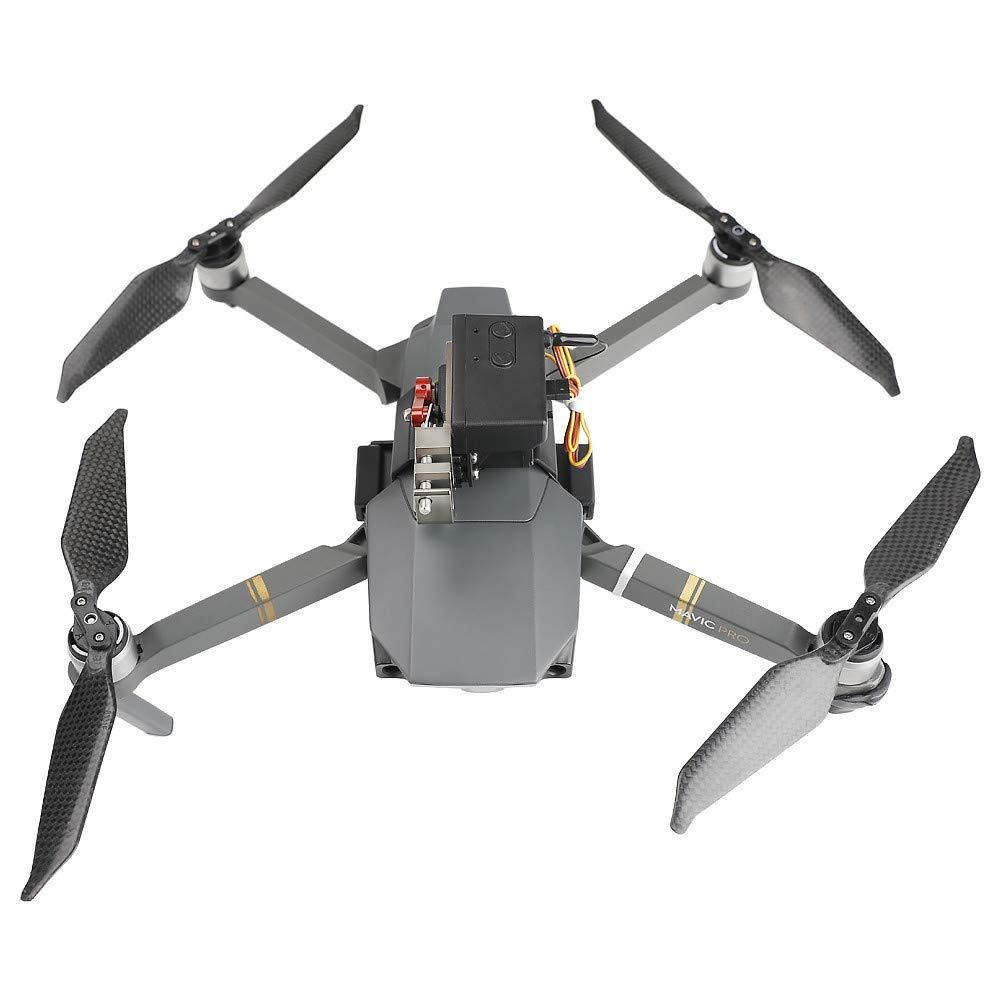 Webla Drone airdrop dropper de doble lanzamiento para inyector ...