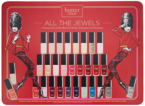butter LONDON All The Jewels Manicure Kit by butter LONDON (Image #2)