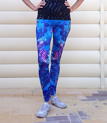 H.coosy practical;cozy 3D digital printing leggings eaby cross-border Europe and the United States 9 all