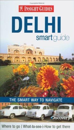Insight Guides Smart Guide Delhi