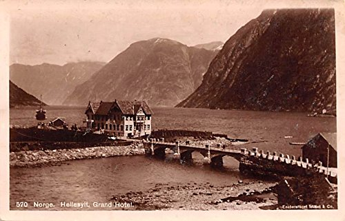(Norge, Grand Hotel Norway Postcard)