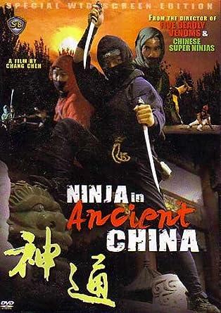 Amazon.com: Ninja In Ancient China: Zhi Hua Dong, Chen Er ...