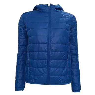 KOERIM Chaqueta Ultraligera para Mujer Calor Impermeable Impermeable, Deporte de Invierno, esquí Outwear Coat: Amazon.es: Ropa y accesorios