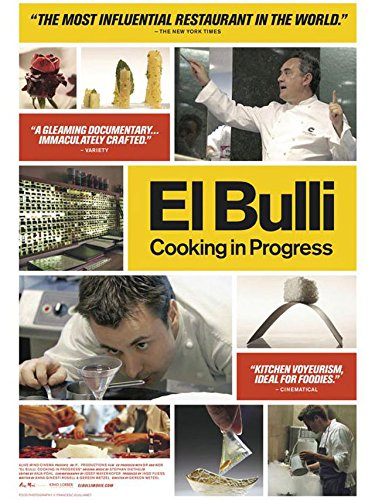 El Bulli: Cooking in Progress by