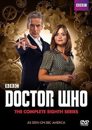 Amazon.com: Doctor Who: Season 8: Peter Capaldi, Jenna Coleman ...