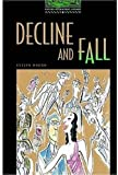 img - for DECLINE AND FALL book / textbook / text book