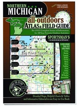 d1becafe1f61d Northern Michigan All-Outdoors Atlas & Field Guide