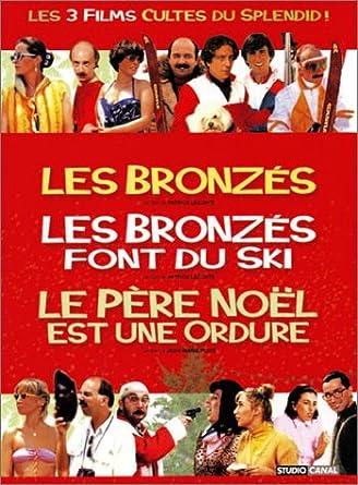 Image Pere Noel En Ski.Amazon Com Coffret Splendid 3 Dvd Les Bronzes Les