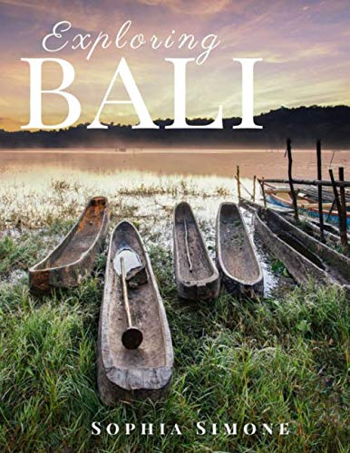 THIS IS A PICTURE BOOK. NO TEXT. A beautiful Colorful Picture book with stunning images. One of the world's most historic cities, experience and take a journey through this Bali photo book and be transported to the much loved c...