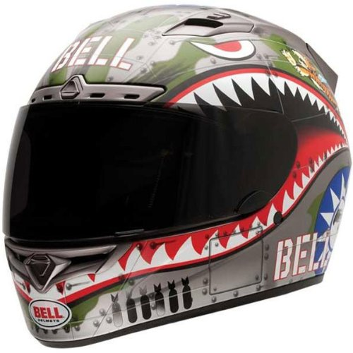BELL ベル Vortex ボーテックス ヘルメット Flying Tiger フライングタイガー/XXL