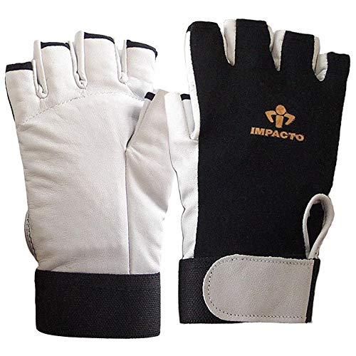 Impacto BG401XL - Anti-Vibration Gloves XL Black/White PR