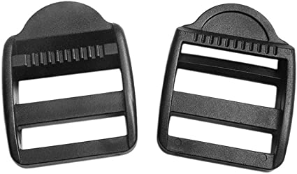 """30 mm 1-1//4/"""" Webbing Side Release Buckle Ajuster Bracelet Randonnée Camping Sac à dos"""