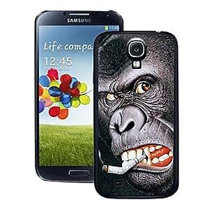 YULIN orangutanes patrón caso el efecto 3D para samsung 9500