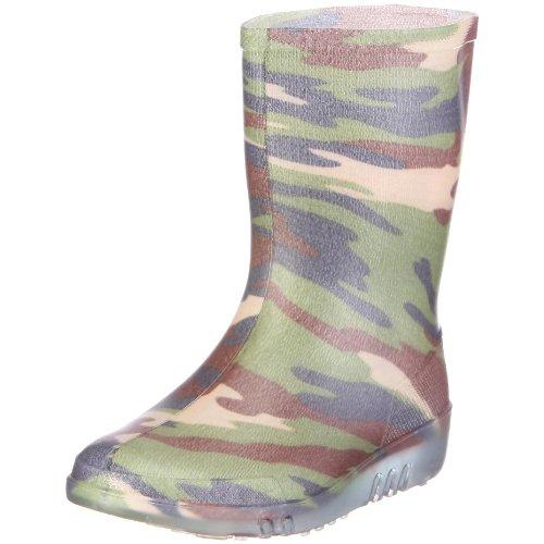 Camouflage Unisex Groen Chuva Kinder CHCAMO Grün Kindergummistiefel Stiefel Chuva wIERq1xE