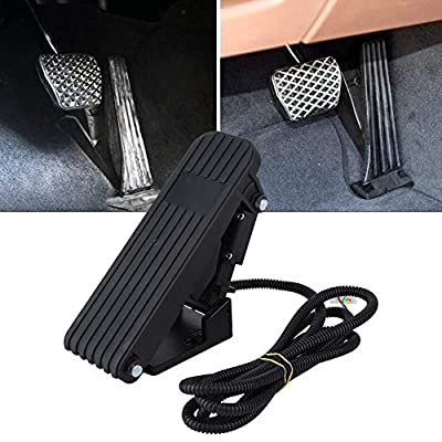 Speed ​​Pedals, Vehicle Accelerator Throttle Speed ​​Control Brake Foot Pedal E-Bike Go Kart: Automotive