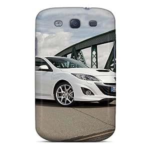 Galaxy Cover Case - Mazda Protective Case Compatibel With Galaxy S3