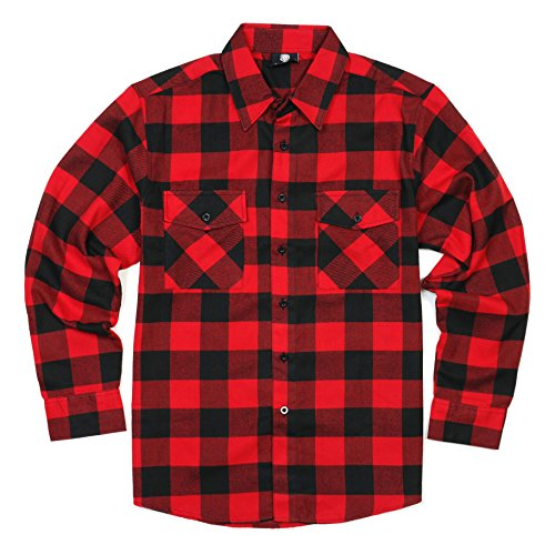 Red Black Flannel - 7