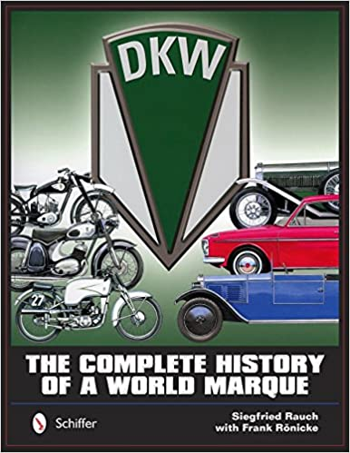 Book DKW: The Complete History of a World Marque