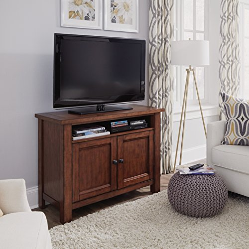 Tahoe  Aged Maple TV Stand/Media Center