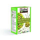 Explore Cuisine Organic Green Lentil Penne Pasta, 227g