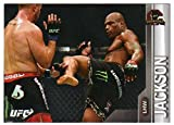 2015 Topps UFC Champions #26 Rampage Jackson Mixed Martial Arts Trading Card