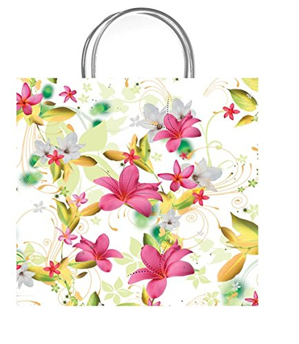 White Gift Tag Bag Gift White With Paradise Chic One Medium wTxaqYwO