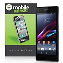 Sony Xperia Z1 Screen Protector Pack of 3 Screen Protectors
