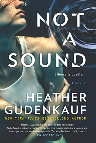 Not a Sound: A Thriller]()