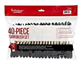 Artlicious - 2'' Foam Paint Brush Value Pack of 40