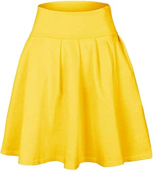 Falda Vestido De Fiesta Mini Dama para Falda Falda Skater Ropa ...