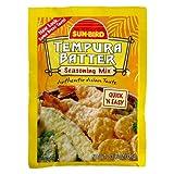 Sun Bird Seasoning Mix, Tempura Batter, 1.19-Ounce Packets (Pack of 24)