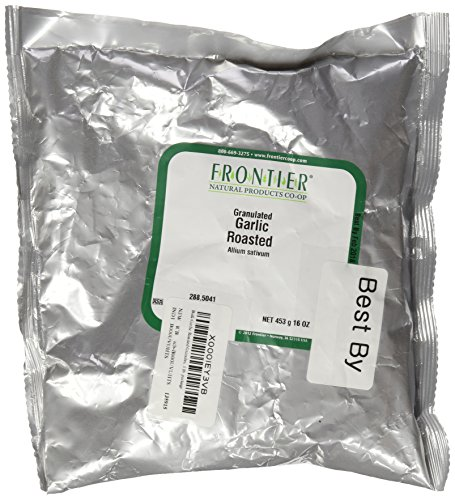 Frontier Natural Products 288 Garlic Granules44; Roasted ()