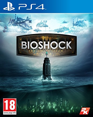 Bioshock: The Collection (PS4)