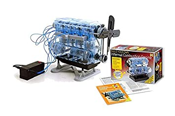 haynes internal combustion build your own engine kids car engine