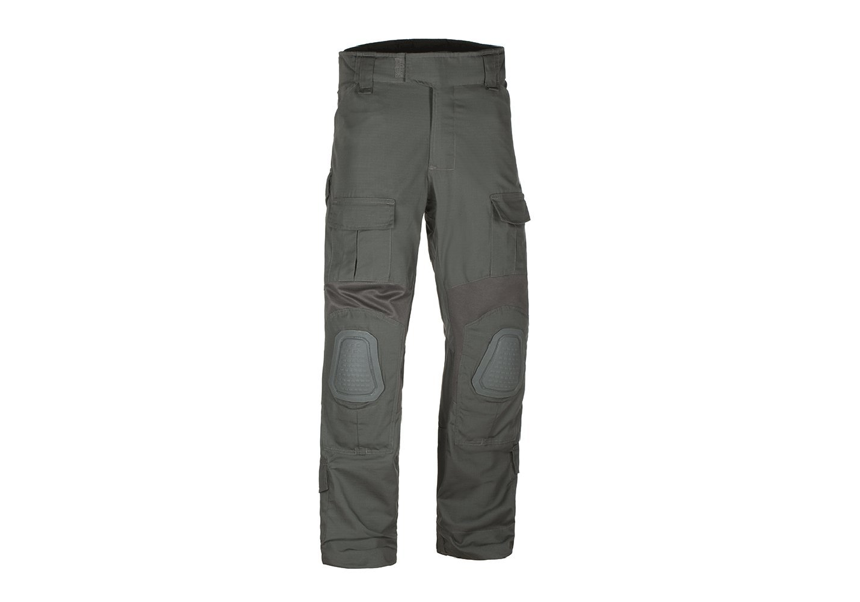 Invader Gear PROTator Combat BDU Trouser Wolf Grau Knee Pads Rip Stop Airsoft