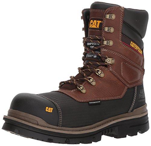 insulated work boots caterpillar - 4