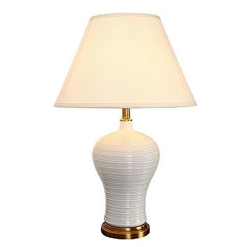 LCNINGTD Retro Lámparas de Mesa/cerámica Lámparas de Mesa ...