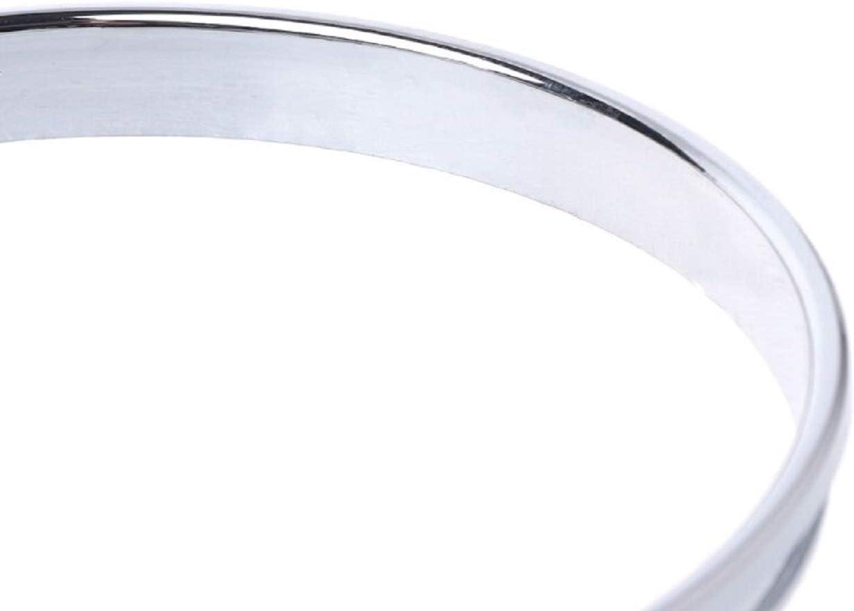 Chrome Speedometer Insturment Cluster Dashboard Gauges Rings Bezel Trim for 98-05 BMW E46 320i 325i 330i